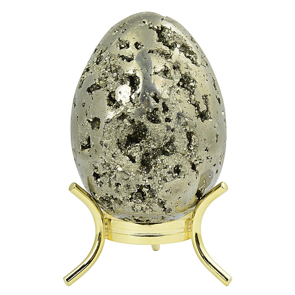 Pyrite Egg 1