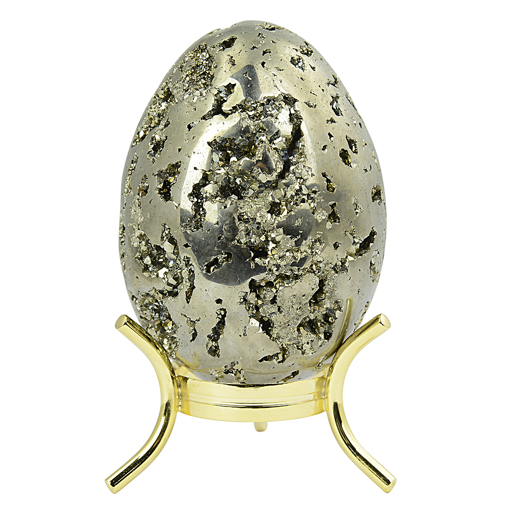 Pyrite Egg 3